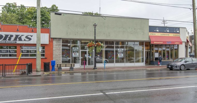 332 Richmond Road – FOR lease