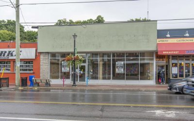 332 RICHMOND ROAD – FOR LEASE $37 / SQ.FT. NET