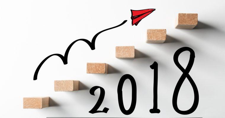 An Era of Change: 2018